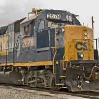 CSX Rail yard, Lima, Ohio, Лима