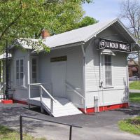 Lincoln Park Railway Exhibit, GLCT, Лима