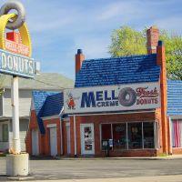 Mell-O-Creme Donuts, Lima, Ohio, Лима