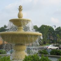 The Fountain at the Legacy Village, Линдхарст