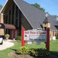 St. Simon of Cyrene Episcopal Church, Lincoln Heights, Cincinnati, OH, Линколн-Хейгтс