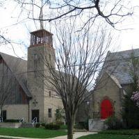 Ascension & Holy Trinity Episcopal Church, Wyoming, OH, Линколн-Хейгтс