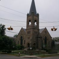Wyoming Presbyterian Church, Линколн-Хейгтс