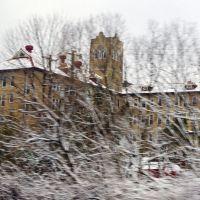 2012 12-27 I-75 southbound, Линколн-Хейгтс