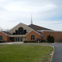 Lincoln Heights Missionary Baptist Church.. circa,1988, Линколн-Хейгтс