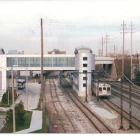 Triskett Rapid Transit Station, Cleveland, Ohio, Линндейл
