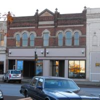 Clark & Jewett building  Broadway in Lorain,Ohio, Лорейн