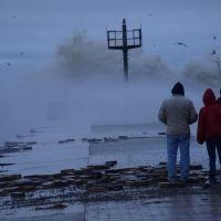 Superstorm Sandy, Лорейн