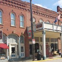 Old store front., Лоудонвилл