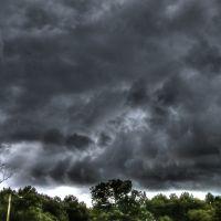 Storm St Rt 95 &I-71, Мапл-Хейгтс