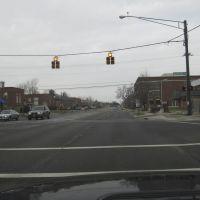 W. Lane Avenue, Марбл-Клифф