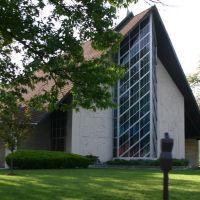 My namesake church., Марбл-Клифф