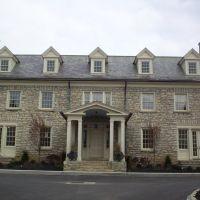The Prescott Bush mansion, Марбл-Клифф