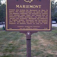 Mariemont, Маримонт
