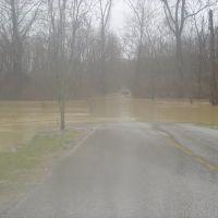 Driveway in Flood, Маримонт