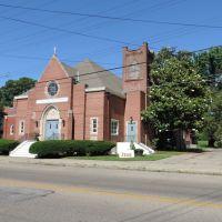 Iglesia Apostolica Hispana..Madisonville, Маримонт