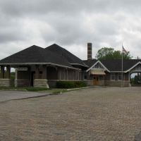 Marion Union Station, GLCT, Марион