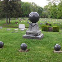 Mysterious Revolving Ball, GLCT, Марион