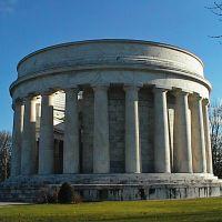 Marions Harding Memorial, Марион