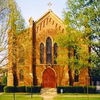 St Lukes Episcopal Church, Marietta, OH, Маритта