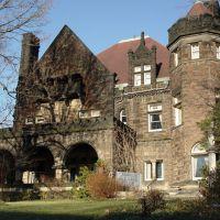 Five Oaks Mansion, Массиллон
