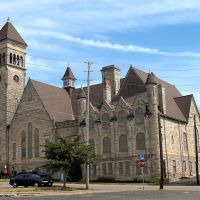 First Methodist Episcopal Church, 301 Lincoln Way E., Massillon, OH, Массиллон