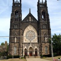 St. Marys Catholic Church, 206 Cherry Rd., NE, Massillon, OH, Массиллон