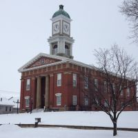 The Knox County Court House in Mount Vernon Ohio, Маунт-Вернон