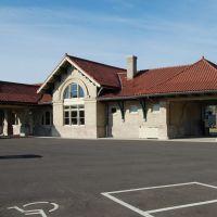 B&O Depot, Mt. Vernon OH, Маунт-Вернон