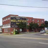 Mail Pouch Tobacco, Маунт-Вернон