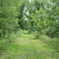 Heart of Ohio Trail near Mt Vernon - Unpaved in 2012, Маунт-Вернон