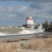 Mentor Ohio - Fairport Harbor Lighthouse, Ментор