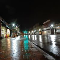 Downtown Willoughby at night, Ментор