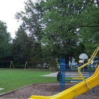 Playground at Browning Senior Center, Willoughby Ohio, Ментор