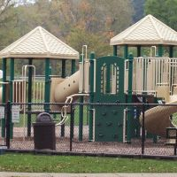 Playground at Daniels Park, Willoughby Ohio, Ментор