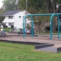 Playground at Lincoln Park, Willoughby Ohio, Ментор