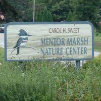 Mentor Marsh Nature Center, Ментор