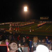 Marysville High School Football Team, Милфорд