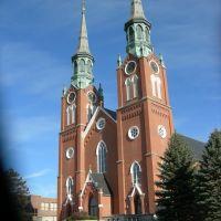 St. Augustine Catholic Church, Минстер