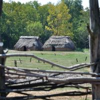 SunWatch Indian Village - Replica Indian Homes, Монтгомери