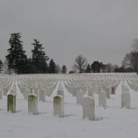 Dayton National Cemetery, Монтгомери