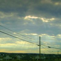 Sunset in Ohio, Монфорт-Хейгтс
