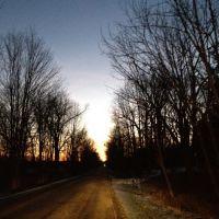 Backroad journeys, Мораин