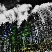 Morrow County Winter I71, Мораин