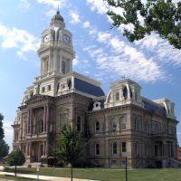 Madison County Courthouse - London, Ohio, Мэдисон
