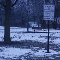 Winter Walking Path, Норт-Кантон