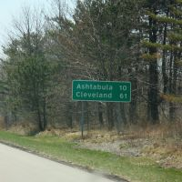 Interstate 90, Ashtabula, Ohio 44004, USA, Норт-Кингсвилл