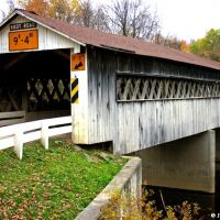 Root Road Covered Bridge, Норт-Кингсвилл