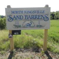 North Kingsville Sand Barrens, Норт-Кингсвилл