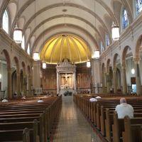 St. Boniface Kirche, Норт-Колледж-Хилл